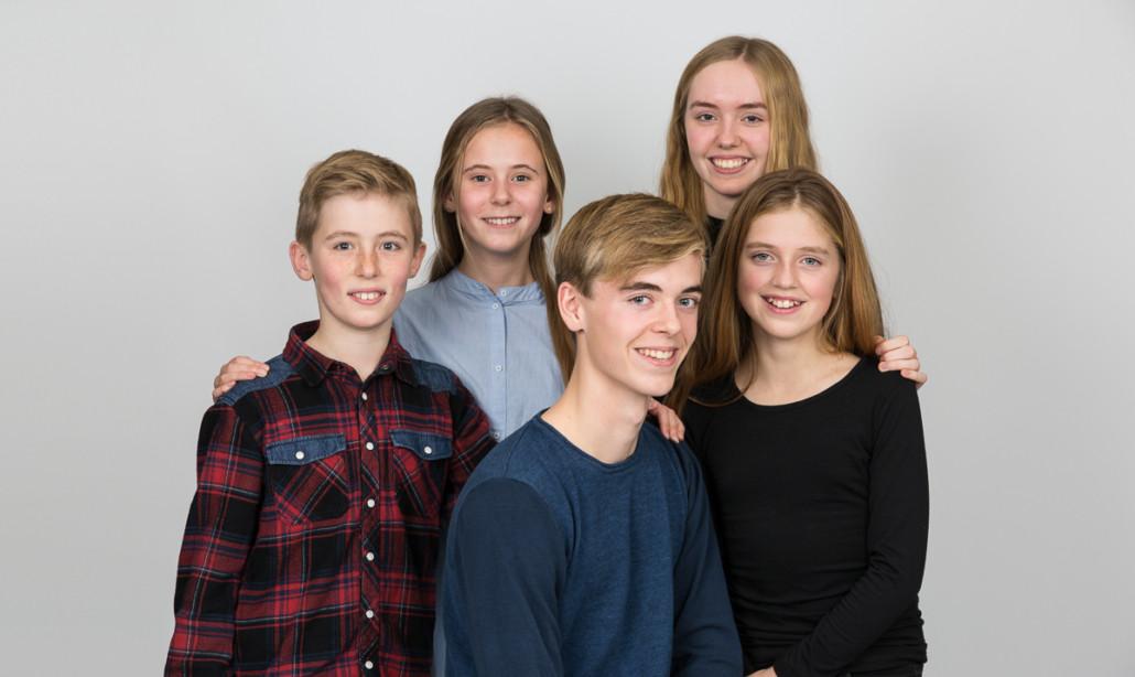Portrætfotofotograf Korsør Vestsjælland