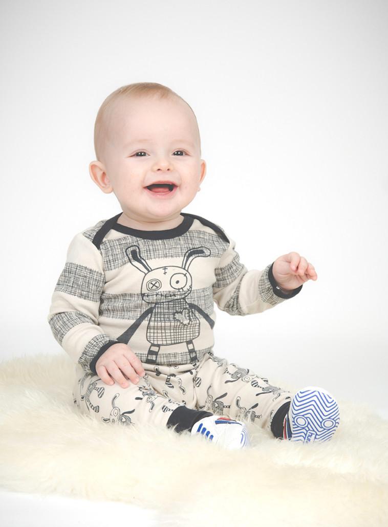 Babyfotograf Korsør Sjælland